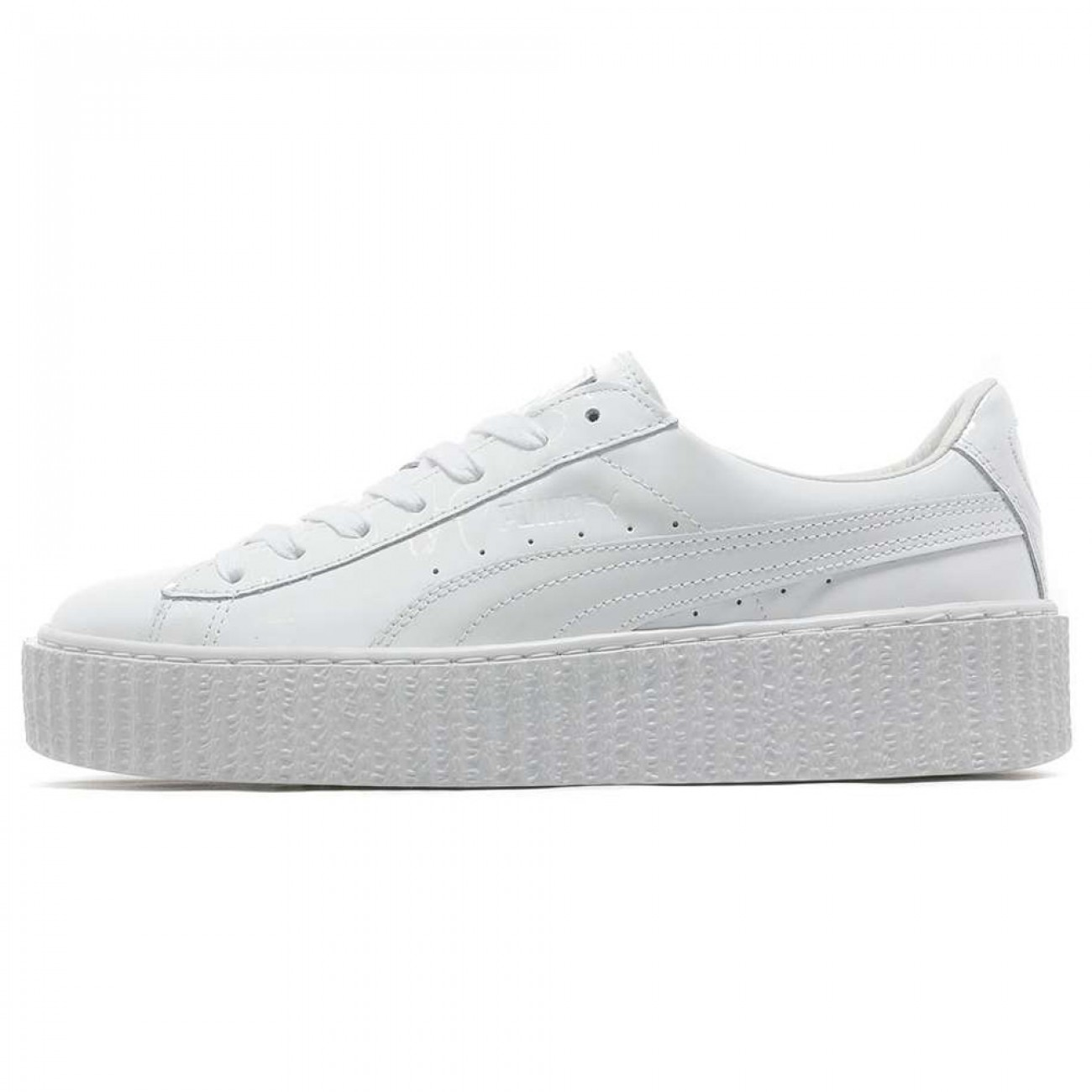 puma creeper white