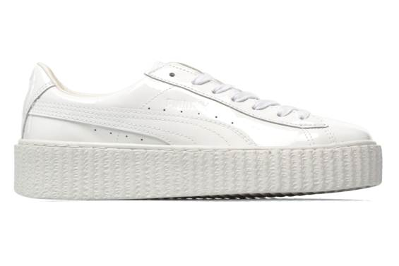 puma creepers wit