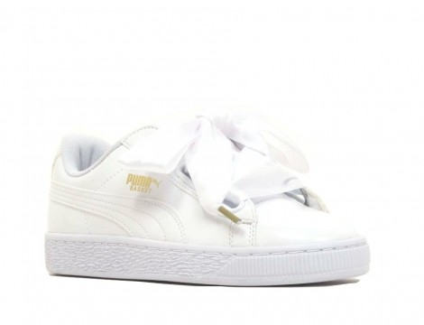 puma sneakers wit